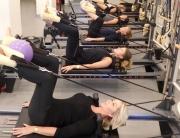 Reformer Pilates Class