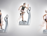 Power Plate classes at Pilates Physique