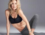 Kate Hudson and her Pilates body